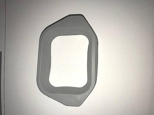 Bosch Dryer water tank dispenser seal grey WTW87565AU,