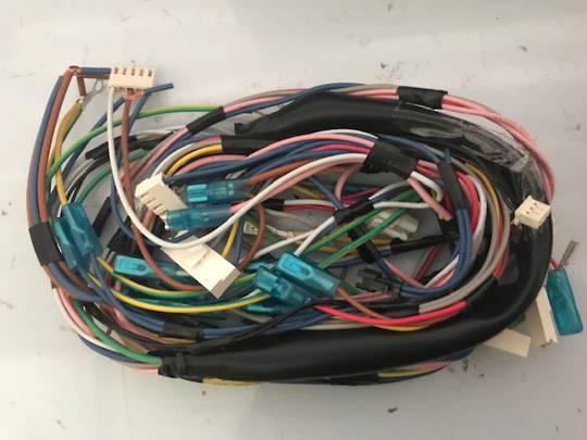 Omega Dishwasher Wiring Harness ODW507TWB, ODW507TXB, BSID346X,