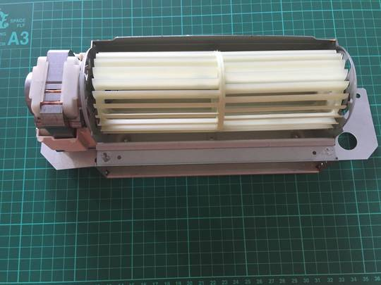 VEST FROST VESTFROST FRIDGE COOLING FAN MOTOR inside fridge  FKG SERIES,