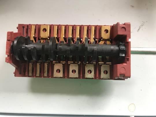 EUROTEC EUR-FSG60 EURFSG60  eurfsg90, eur-fsg90 Selector switch Oven Selector switch, TYPE 2