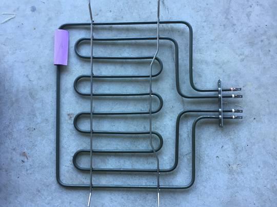 Homeking OVEN  GRILL ELEMENT HKOM600SS, top heat element (1350W 900W),