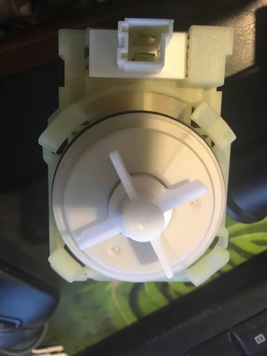 Bosch WASHING MACHINE DRAIN PUMP WAS32742AU/10, WAY32540AU/14, WAS28440AU/38, WAY32840AU/28, WAS28440AU/27,