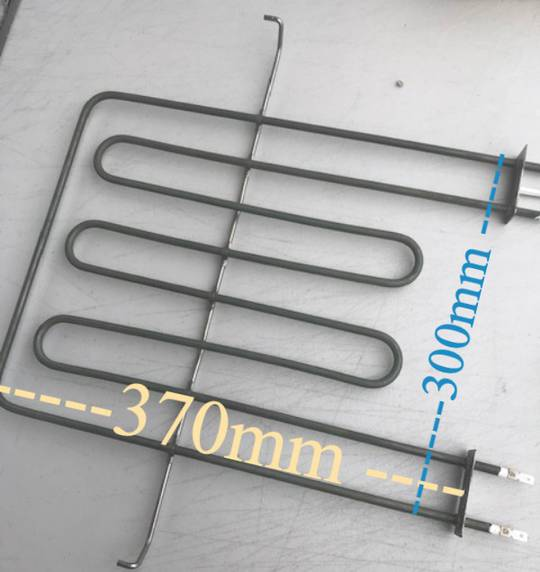 Eurotec OVEN EURFSGE60 TOP GRILL ELEMENT , 2250 + 1800 Watt