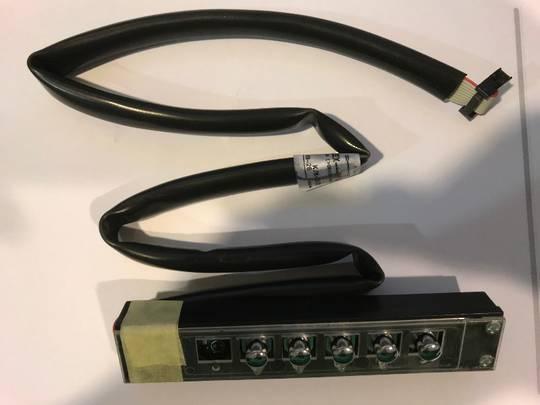 SMEG Rangehood Function switch CLASSIC791LCLASSIC591L, *02924,