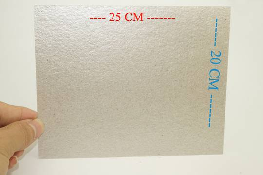Microwave Wave protector mica Wave Guide Cover universal cut to size all brands x ,