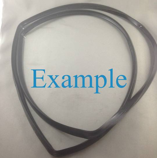 PARMCO OVEN Door Seal OX7-2-6S-8 OX7-4-6B-8,