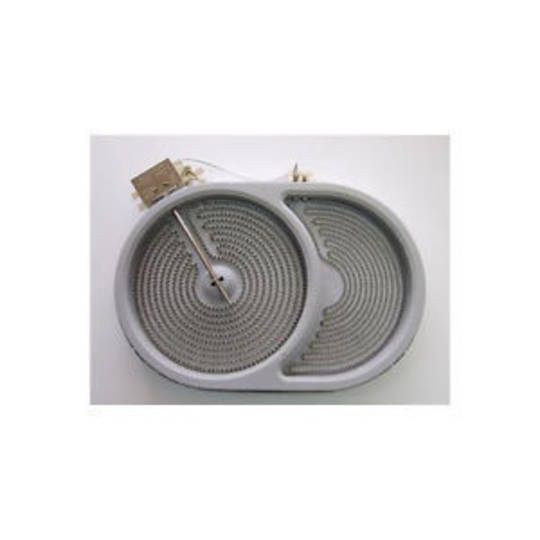 SMEG Ceramic cooktop and Oven Element RADIANT PLATE OVAL PL 2000w- 2200w,