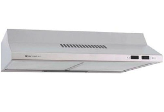 Robinhood and fisher paykel Rangehood RCA2AI6SS Compact Canopy Stainless steel.