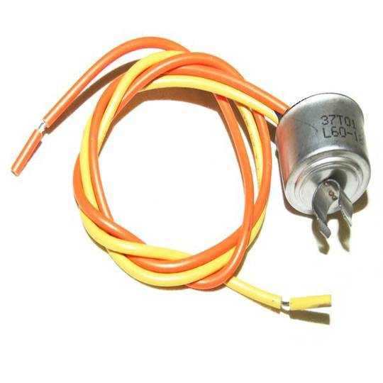 Whirlpool and GE Maytag Fridge DEFROST TERMINATION THERMOSTAT L60-18F,