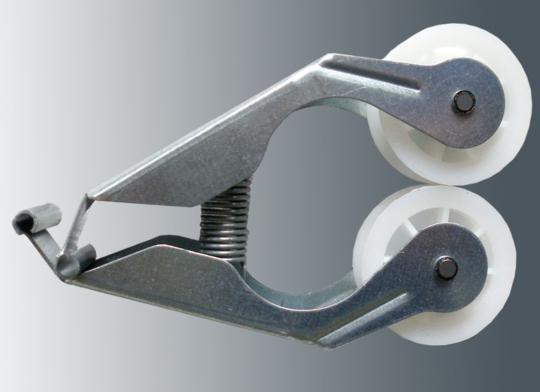 BOSCH Tumble Dryer Jockey Wheel Assembly WTA3000, WTA3002 MODEL