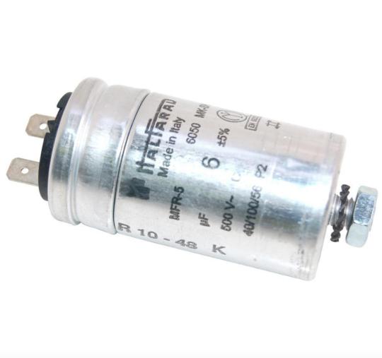 Capacitor 6uf SMEG, BAUMATIC, CLASSIQUE, DISHWASHER
