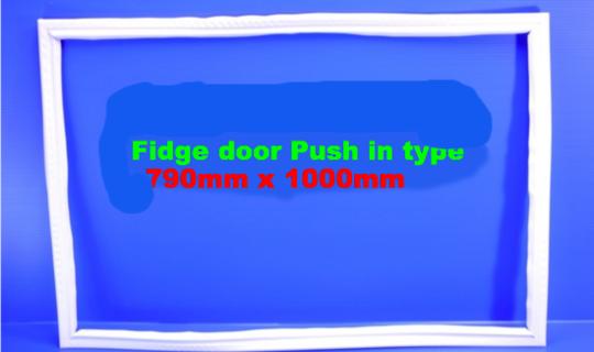 Fisher Paykel Fridge Door Seal Gasket for E522B,