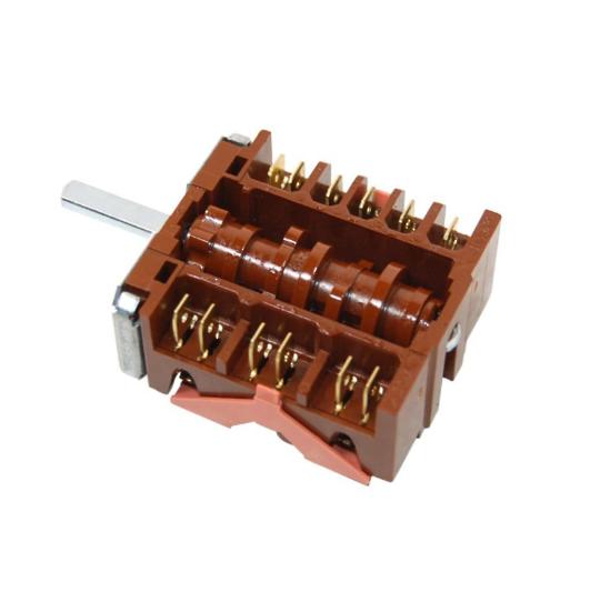 Delonghi Oven selector switch Multifunction Switch small LMFS, PEMB664C, LMFW60, D926GWF, L61L, SMN 6, L61II, DE61GW, DEMW855, D