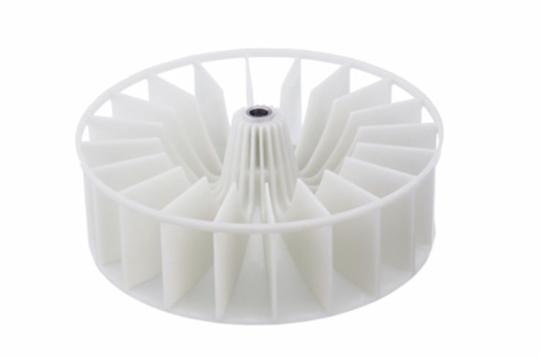 Bosch Dryer fan Blade, Fan blower Bosch dryer WTL5200 rear fan large