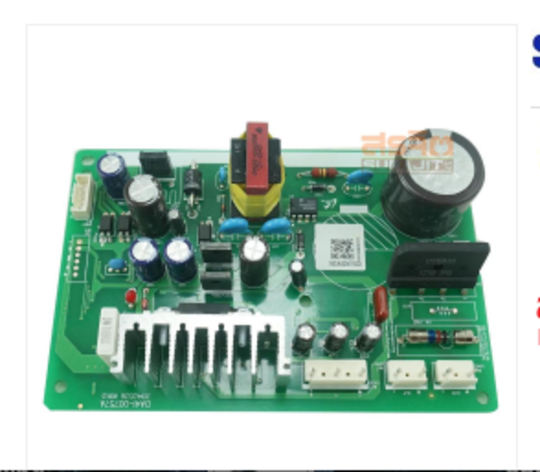 power controller board pcb samsung fridge ASSY PCB INVERTER SRS449ELS