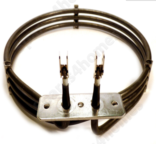 Generic Smeg and Omega Oven Fan Forced Element  SNZ61MFX1, SNZ60EVX, SNZ61MFX, A1PYID, SCA712-3, TR93P, TRA4110BL, Version 1