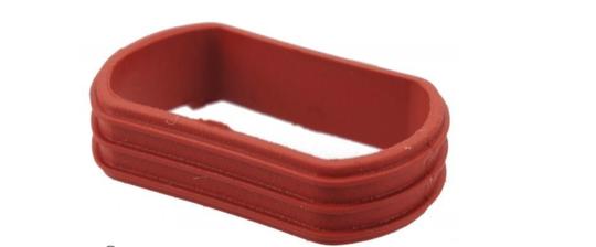 Smeg Dishwasher Basket Tube Seal Gasket SNZ10IS, SNZ10S, SNZ10W, SNZ414IS, SNZ414S, SNZ442S, SNZ660X