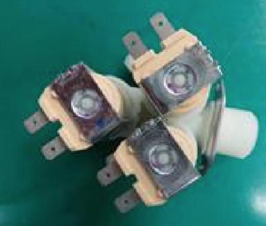 Samsung washing machine Triple inlet valve WD-J1255C  WD7602R8  WD7704C8  WD7704R8  WD8704EJ,