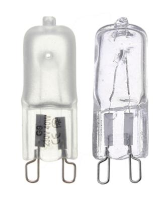 westinghouse electrolux oven lamp light bulb halogen LAMP GLOBE 25W 240V G9 PYRO HALOpin, PACK OF 2