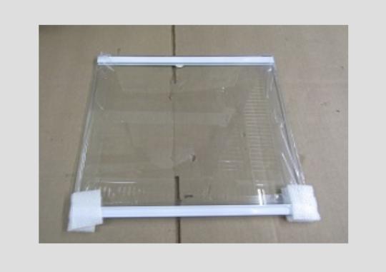 Samsung Fridge Upper Glass shelf srs636scls,