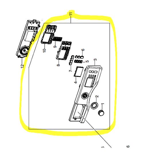 Samsung washing machine Control Panel wf1702xec,