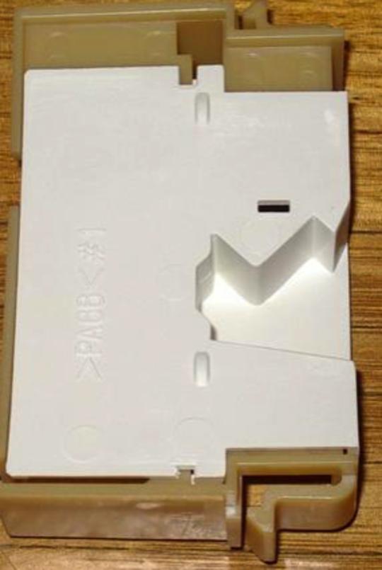 SIMPSON WESTINGHOUSE ELECTROLUX DRYER Door Switch bracket  39P400M, 39S500M, 39S600M, 39S505EM, LD500B, LD505EB, LD605EB, ED