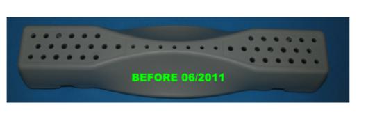 Asko Washing Machine Drum Rib WM70 W6444 W6445 W6464 made before 2011