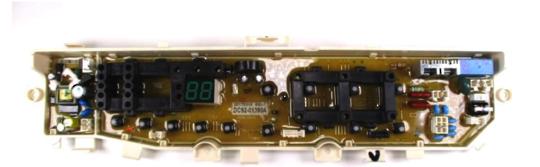 SAMSUNG WASHING MACHINE MAIN PCB  CONTROLLER FOR WA65F5S2,