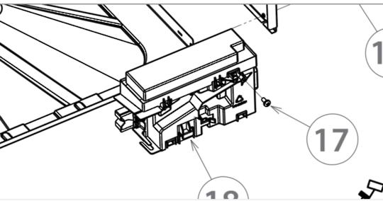Fisher Paykel  Dishwasher Main Pcb DW60FC6X1, DW60FC4w1, DW60FC6W1,