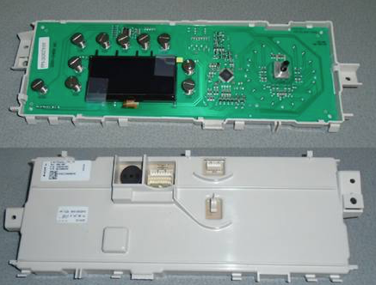 Beko WASHING MACHINE display PCB  CONTROLLER FOR WDA 8514 H, wda8514h,