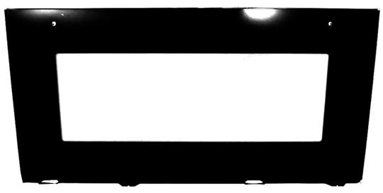 Delonghi Oven Door outer glass D90G, D90G, D906GII, D906GWF, D916GWF,
