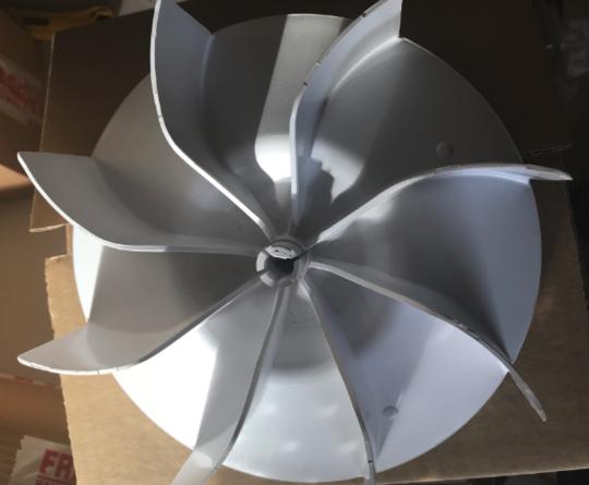 HAIRE Cloth Dryer FAN BLADE  HDY60M,