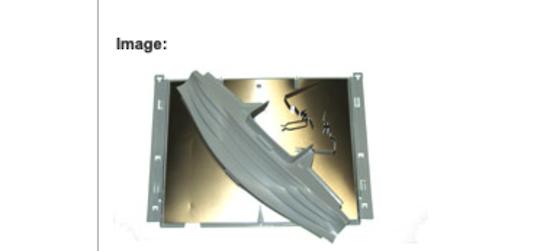 Fisher Paykel fridge defrost element Heater  RF372B,  E373B, RF402B, E402BRT, E402BL,