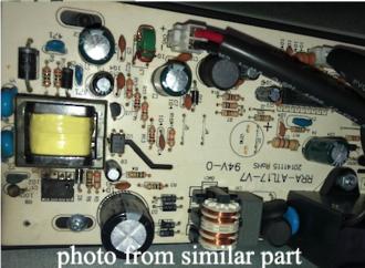 Baumatic RANGEHOOD PCB MAIN BF60LEDSS,