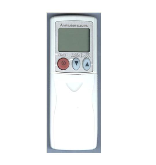 MITSUBISHI AIR CON REMOTE CONTROL MSC-GA20VB-A1 MSC-GA25VB-A1 MSC-GA35VB-A1 MSC-A07YV, MSC-A09YV, MSC-A12YV,