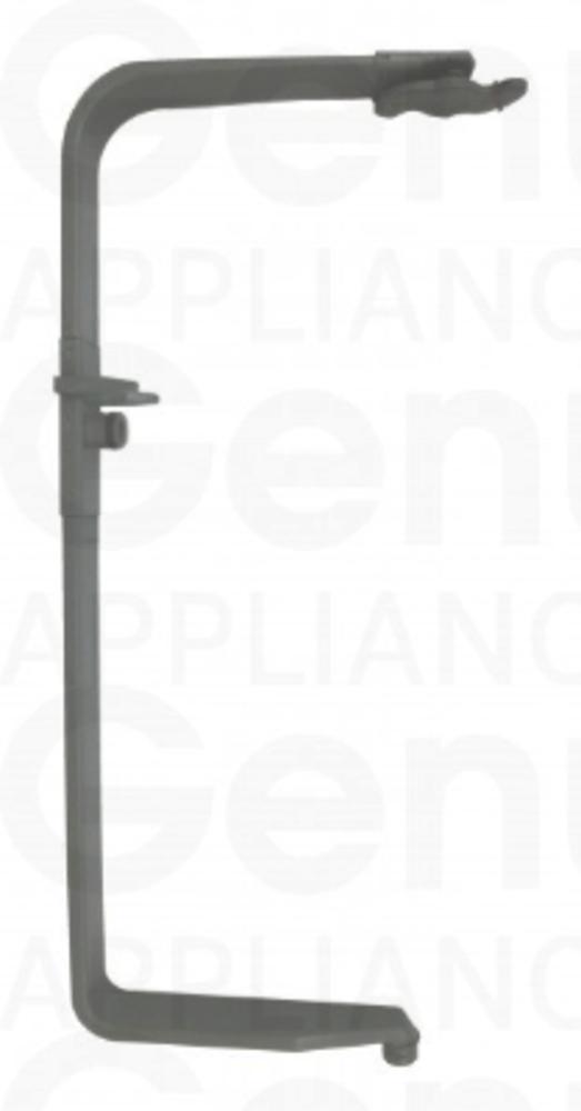 Omega dishwasher upper Spray Arm under sealing and pipe ODW702, ODW704WB, ODW507TXB, ODW707XB