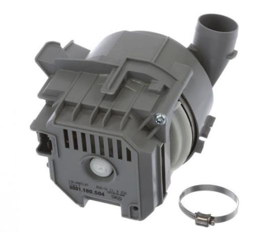 Bosch DISHWASHER HEAT WASH PUMP SMU50E05AU/55,
