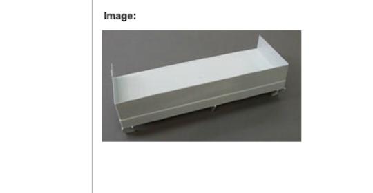 Fisher Paykel Fridge Drip tray n395, N369BR,