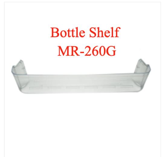 MITSUBISHI FRIDGE MR-260G, MR260G,  BOTTLE SHELF,