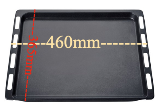 Smeg Oven Baking Tray 460MM X 365MM,