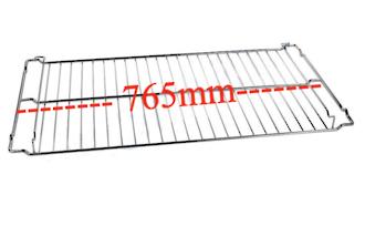 Smeg Oven Rack Wire Shelf SCD91MFX,  765mm x 398mm,