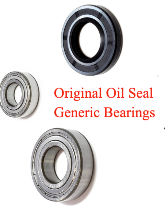 SAMSUNG WASHING MACHINE oil seal and  bearing set Generic  WF1752WPW,