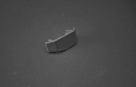 Fisher  Paykel Haier Elba Dishwasher End cap for upper basket rail Dw60, HDW9, HDW12, DW12, HDW20, HDW101, HDW100,