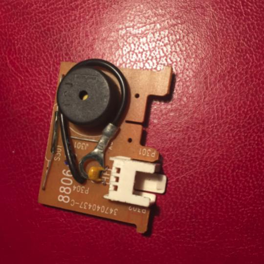 Fisher and Paykel Fridge door sensor PCB,