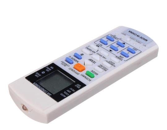 Generic Panasonic Air condition and Heat Pump Remote Controller CS-E12PKR, CS-E15PKR, CS-E18PKR,