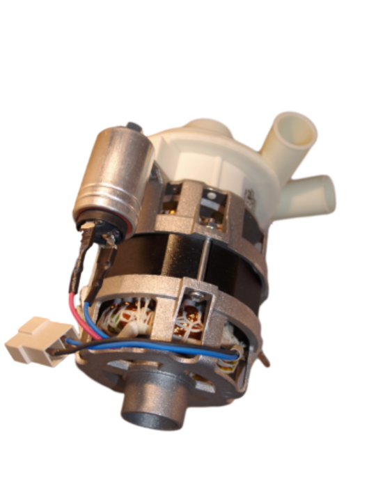 Omega Everdure Dishwasher Wash Pump Wash Motor DWf146, DW2112P/1 DW301XA,