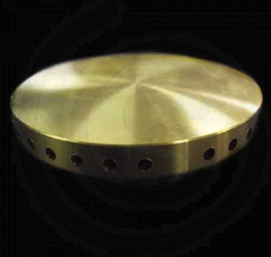 ILVE WOK GAS cap BURNER Brass burner P90CCMP, T906WMP, and more model