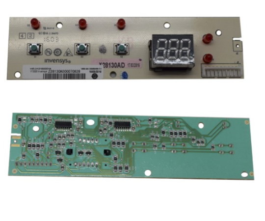 Haier Dishwasher Display module programmed pcb HDW12-TFE3SS, HDW12-TFE3wh,