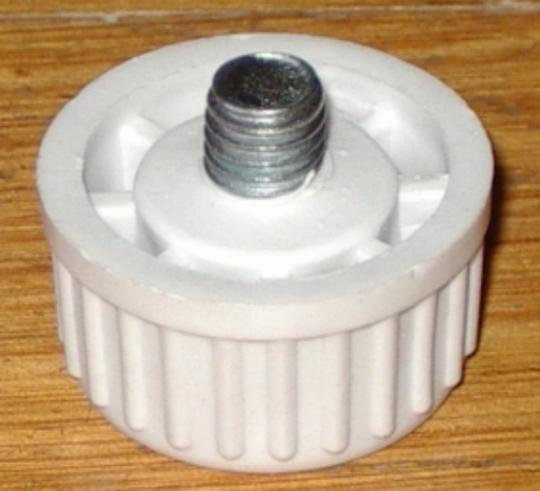 Westinghouse ELECTROLUX Fridge Front Adjustable foot lever WRM2400WC, WFM0900WC, WFM1800WC,