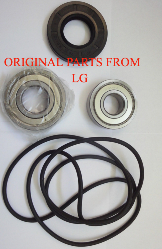 LG Washing Machine Bearing and seal kit WD13020D, WD10020D WD11020D WD12020D WD13020D,